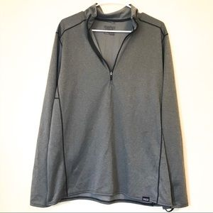Patagonia Capilene Baselayer Midweight Grey Large